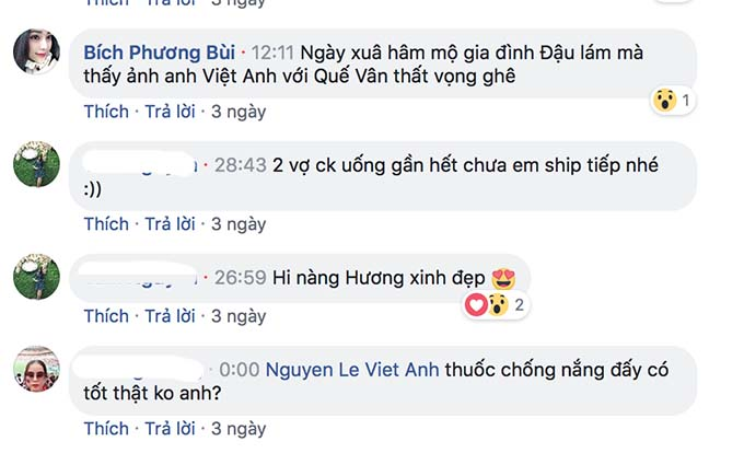 "giua ""tam bao"" voi que van, viet anh im lang con vo nhan nhu day an y hinh anh 3"