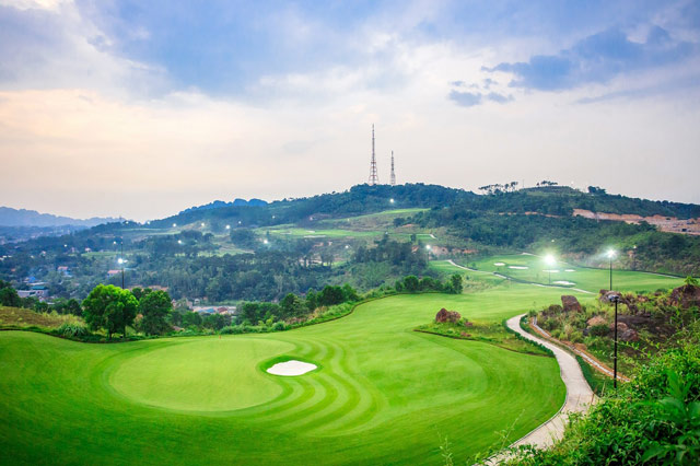 bamboo airways golf tournament 2018 lan dau duoc to chuc tai flc ha long golf club hinh anh 2