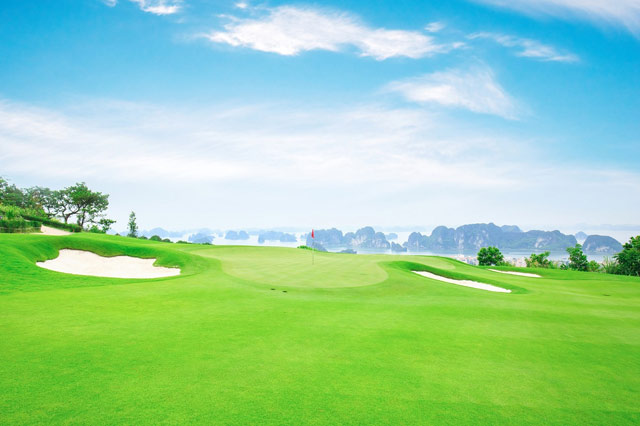 bamboo airways golf tournament 2018 lan dau duoc to chuc tai flc ha long golf club hinh anh 3