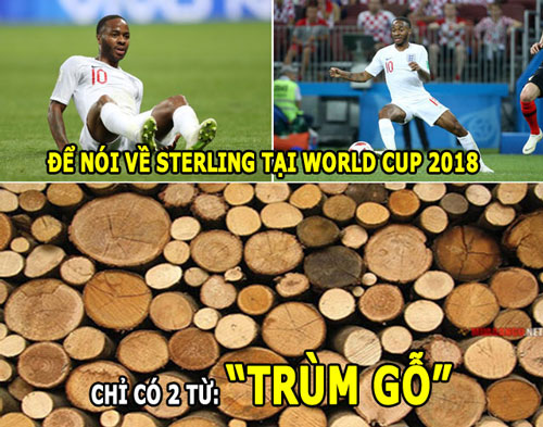 anh che world cup (15.7): dt anh bi arsenal 'nhap', sterling 'trum go' hinh anh 2