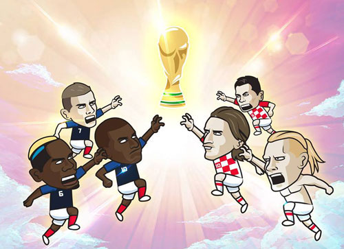 anh che world cup (15.7): dt anh bi arsenal 'nhap', sterling 'trum go' hinh anh 3
