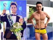 Chang trai Viet dang quang ngoi Man of The World 2018