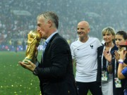 World Cup - HLV Deschamps noi gi khi giup Phap vo dich World Cup 2018?