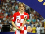 World Cup - Clip: Bai rap ve cau thu xuat sac nhat World Cup 2018 - Luka Modric