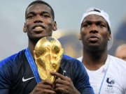 The thao - Pogba di vao lich su World Cup, khien Premier League mo mat