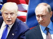 The gioi - doi thoai lich su Nga-My: Putin tre hen, bat Trump phai doi
