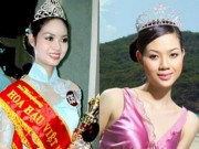 Van hoa - Hoa hau Viet Nam dau tien 'cham tay' den Miss World nhung vi chong bo cuoc choi