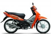 o to - Xe may - Honda Wave Alpha 110 ra ban gioi han, rat ruc ro
