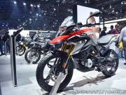 o to - Xe may - Cap song sinh BMW G 310 R va G 310 GS dinh an trieu hoi