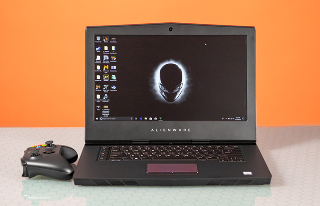 laptop alienware 15 r4: tuyet pham cho game thu hinh anh 3