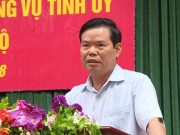 Bi thu Ha Giang len tieng viec co em gai lam PGd So GD-dT
