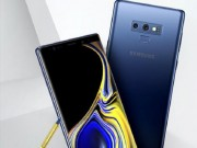 Galaxy Note 9 se co camera sau kep khong can xung