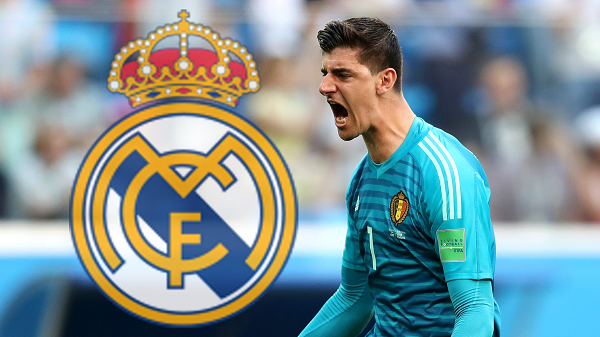 nong: real madrid dat thoa thuan chieu mo thibaut courtois hinh anh 1