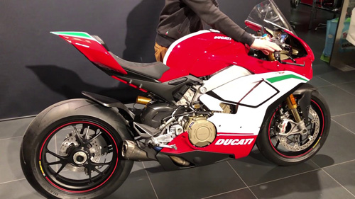 bo ra 150 nghin dong co co hoi so huu ducati panigale v4 speciale hinh anh 3