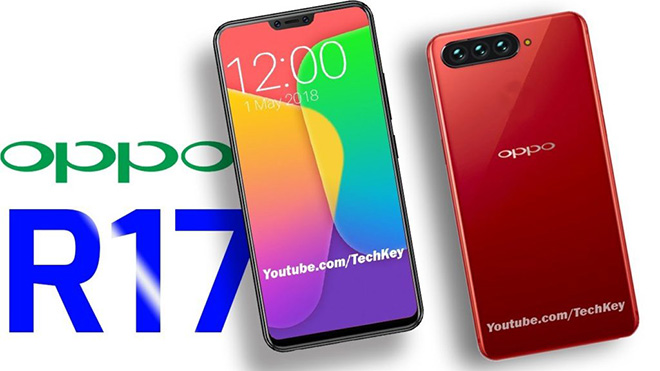 oppo r17 co the so huu luong ram khong lo nhat the gioi hinh anh 2