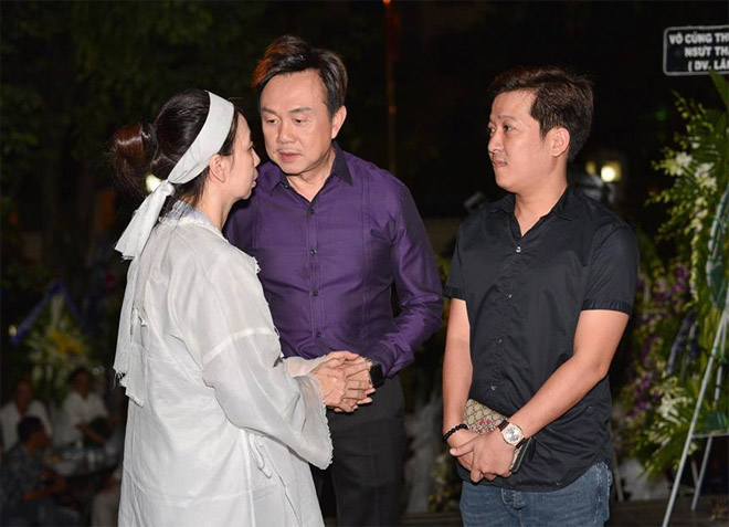 mr. dam, truong giang than tho truoc di anh co ns thanh hoang hinh anh 1