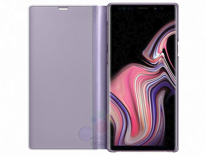 toan canh galaxy note 9 truoc ngay ra mat hinh anh 5