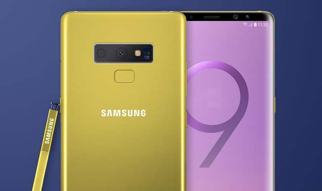 review som sieu pham galaxy note 9: chi 1 tu chat hinh anh 1