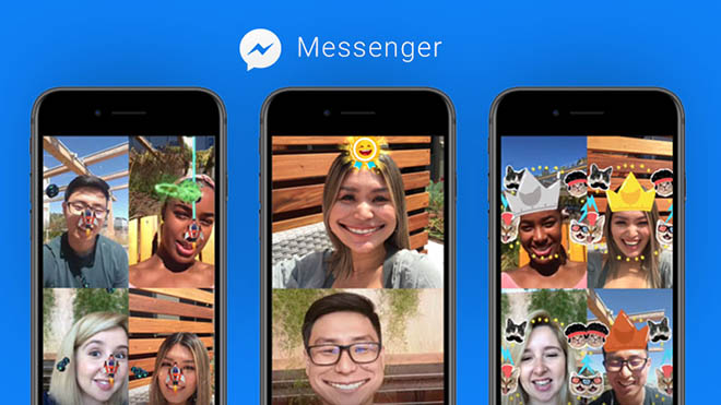 facebook messenger co them game ar va loat hieu ung cuc sinh dong hinh anh 2