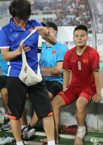 soc: van lam con co hoi du asiad 18 cung dt olympic viet nam hinh anh 1