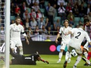The thao - CLIP: HLV Lopeteguira ra mat, Real Madrid thua cay dang Atletico Madrid
