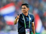 The thao - Tin toi (18.8): HLV Kiatisak noi dieu bat ngo voi Olympic Thai Lan