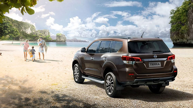 cuoi nam nay nissan terra se ve viet nam, gia duoi 1 ty dong? hinh anh 3