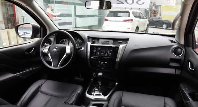cuoi nam nay nissan terra se ve viet nam, gia duoi 1 ty dong? hinh anh 2