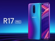 Oppo R17 Pro khoe video co 3 camera, de doa Galaxy Note 9