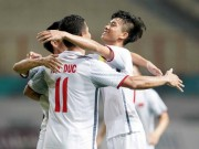 The thao - 4 nam truoc, Olympic Viet Nam tung ha Olympic Bahrain 3-0