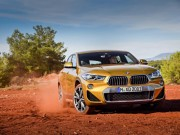 "BMW X2 sap ve Viet Nam ""dau"" Mercedes GLA"
