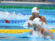 """The thao - ASIAD 18: """"Tieu tien ca"""" anh Vien gay that vong o noi dung 400m hon hop"""