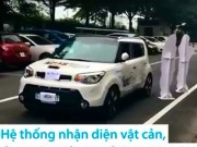 Cong nghe - Clip: o to lai tu dong cua ky su Viet Nam