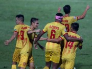 The thao - NoNG: Het tien, Nam dinh co the chia tay V.League