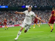 The thao - Clip: Bale lap cong, Real Madrid vui dap AS Roma