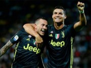 Hau the do Champions League, Ronaldo toa sang tai Serie A