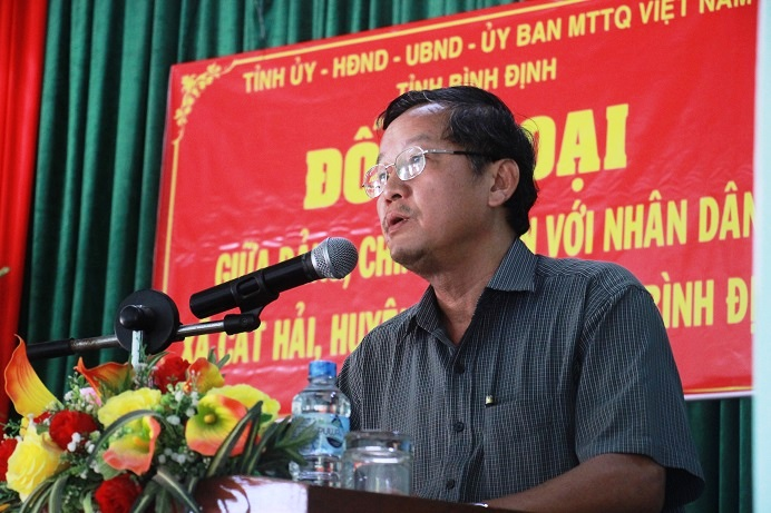 """binh dinh: du an 250 trieu usd """"om bien"""" 13 nam, chi co 1 container hinh anh 2"""