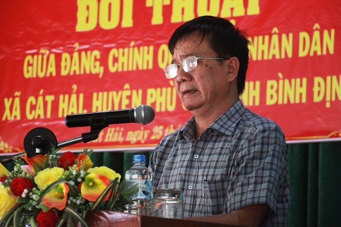 """binh dinh: du an 250 trieu usd """"om bien"""" 13 nam, chi co 1 container hinh anh 3"""