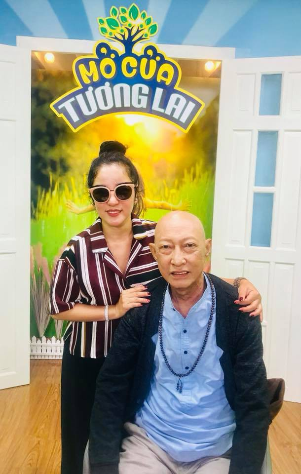 mai phuong ung ho dong nghiep bi ung thu, le binh chay show tro lai hinh anh 3