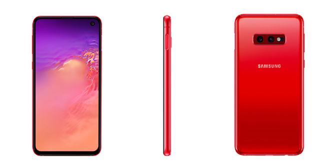 galaxy s10e da co mau do cardinal hinh anh 1