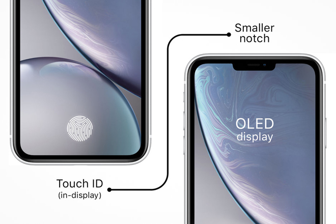 iphone se tich hop touch id vao man hinh hinh anh 1