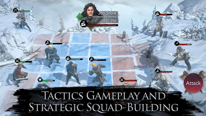 hot game: game of thrones sap den voi ios va android hinh anh 2