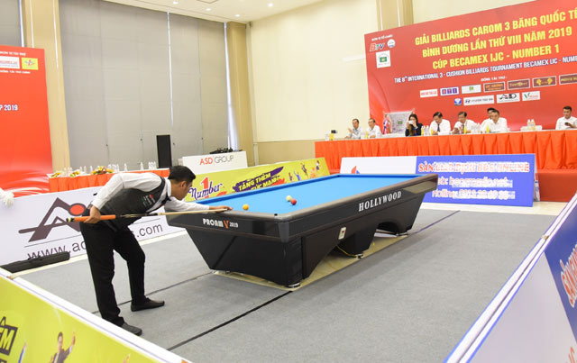 nuoc tang luc number 1 tiep tuc dong hanh cung giai billiards carom 3 bang quoc te binh duong hinh anh 1