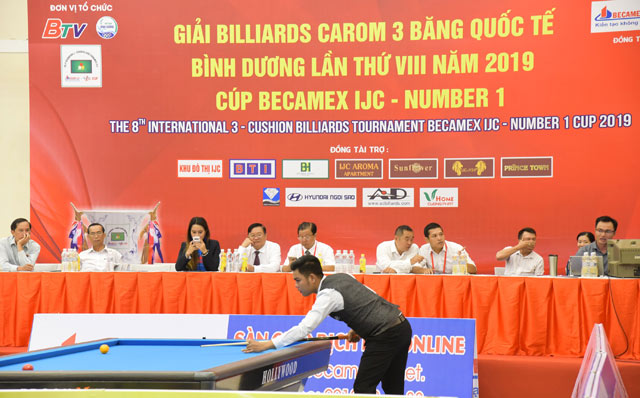 nuoc tang luc number 1 tiep tuc dong hanh cung giai billiards carom 3 bang quoc te binh duong hinh anh 2