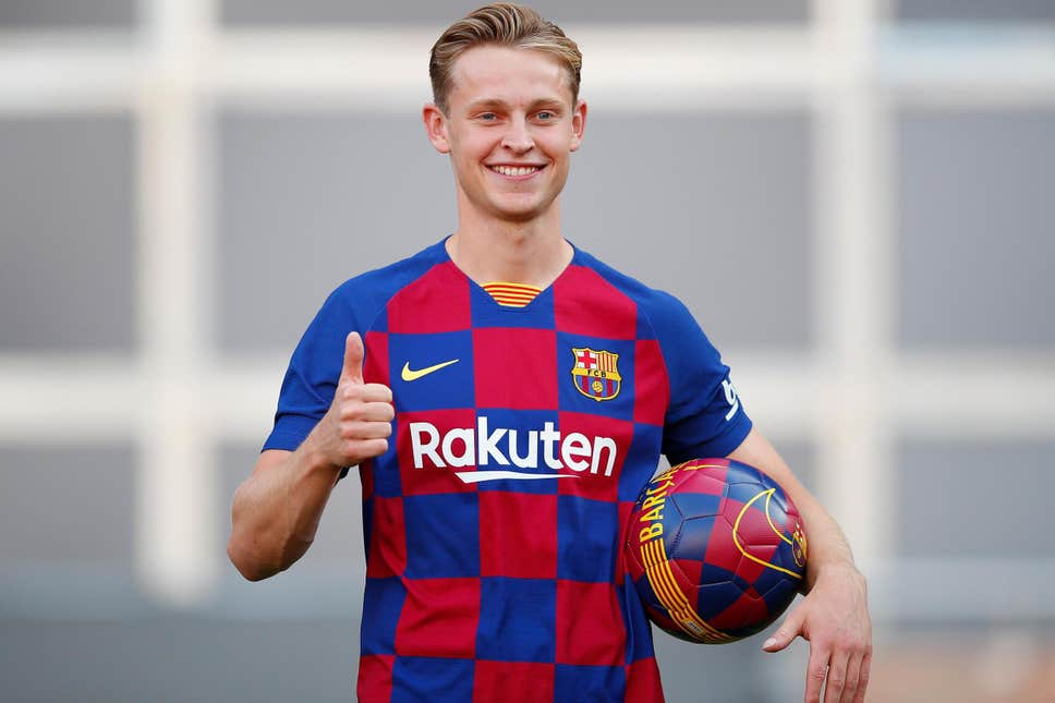Image result for de jong