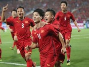 "The thao - dT Viet Nam vao ""bang tu than"", CdV mo mong World Cup"