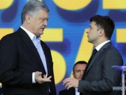 The gioi - Chien su Donbass: Zelensky bat ngo to cao Poroshenko