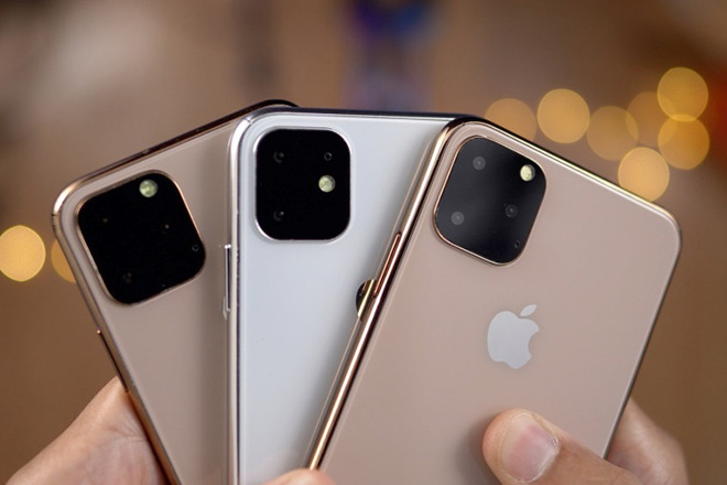 chua ra mat, da co video tren tay so sanh loat iphone 2019 hinh anh 1