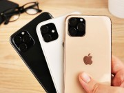 Chua ra mat, da co video tren tay so sanh loat iPhone 2019
