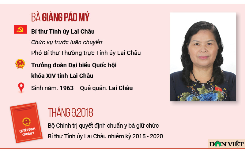 infographic chan dung 7 nu bi thu tinh uy cua ca nuoc hien nay hinh anh 3